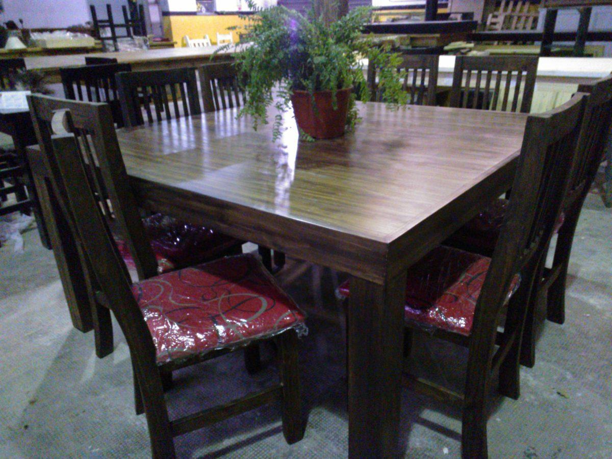 mesa y sillas para comedor sillas de madera para comedor