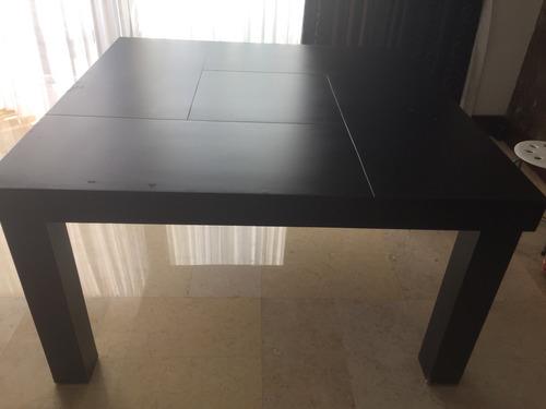 mesa cuadrada gran oportunidad