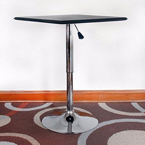 mesa cuadrada para bar cafe barra restaurante 90 cm pub