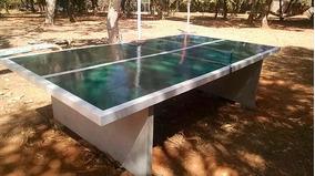 d9e954dda Mesa De Ping Pong De Concreto no Mercado Livre Brasil