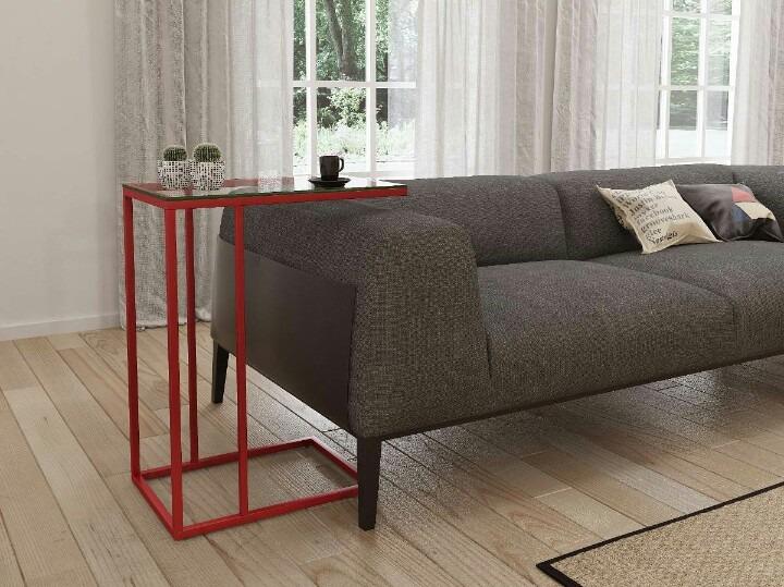 Mesa de apoio lateral para sof r 100 00 em mercado livre - Mesas de sofa ...