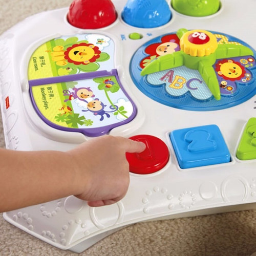 mesa de aprendizaje  bebe fisher price original musical
