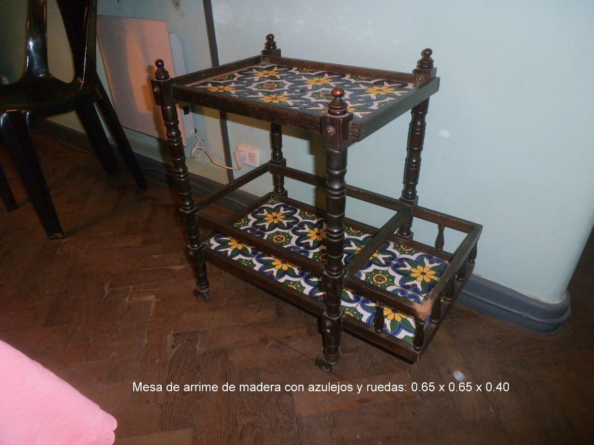Restaurar mesa de madera antigua stunning restaura tus for Como reciclar una mesa de televisor antigua