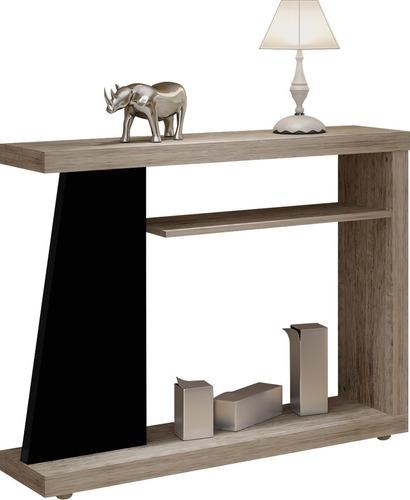 mesa de arrime con estante espesor 36mm.