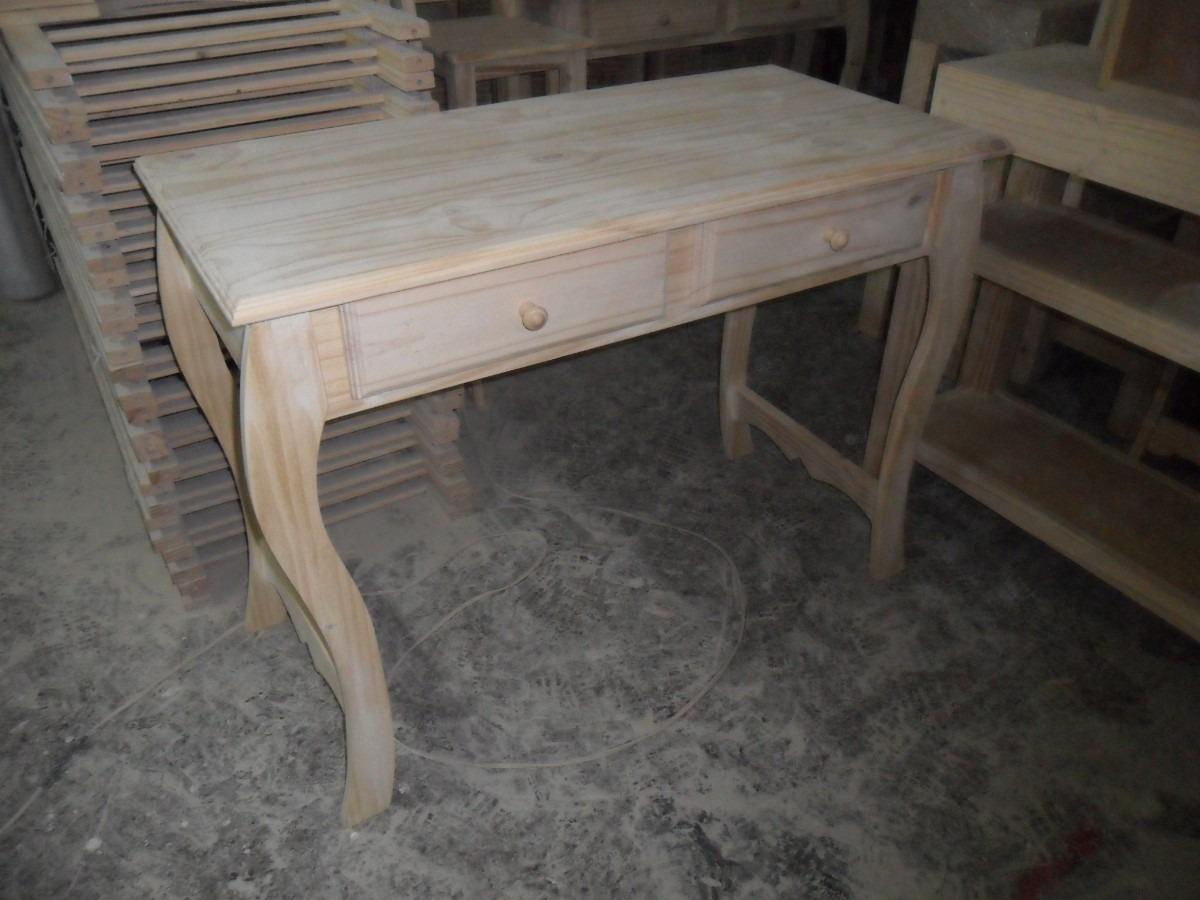 Mesa Madera Muebles Para Oficinas En Mercado Libre Argentina # Muebles De Zoita