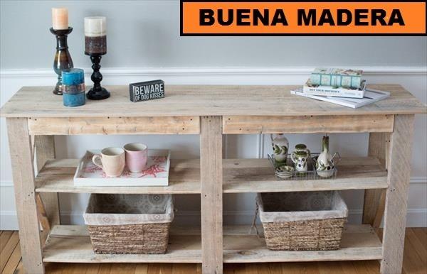 Mesa De Arrime / Isla De Cocina Rustica // Buena Madera - $ 4.500,00 ...