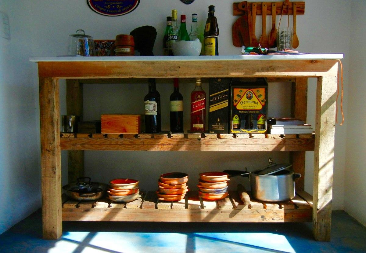 Mesas cocina diseo interesting mesas y sillas u especial for Mesas de marmol para cocina