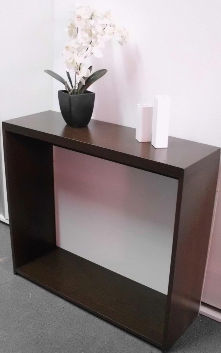 Mesas para recibidor homcom mueble mesa recibidor tipo - Mesa de recibidor ...