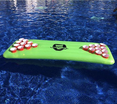mesa de beer pong gopong para alberca envío gratis