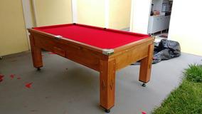 527f48c20 Mesa De Sinuca Com Gaveta Usada Em Goiania - Snooker   Sinuca Mesas ...