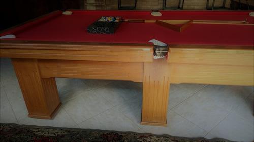 mesa de bilhar sinuca