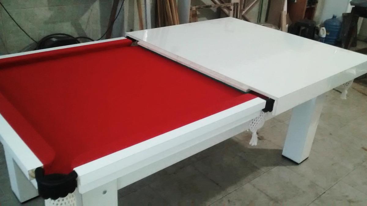 9d2bf47121 Mesa De Bilhar Sinuca Snooker Pebolim Toto - R  3.200