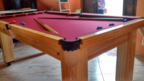 mesa de bilhar, snooker. pedra ardosia