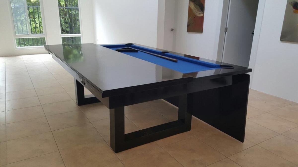 mesa de billar convertible en comedor u s en
