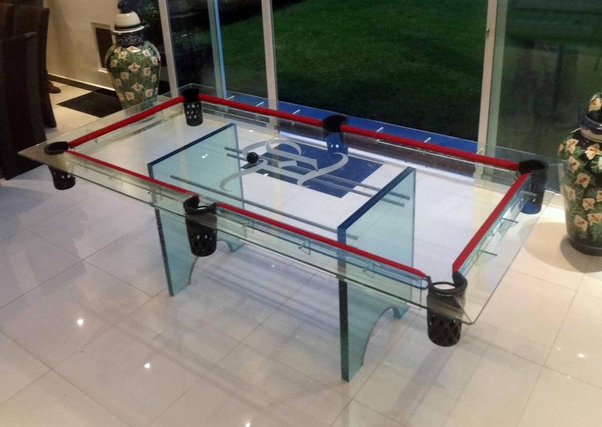 mesa de billar en cristal en mercado libre