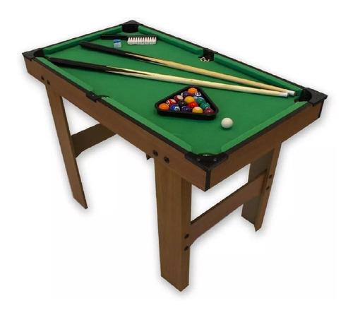 mesa de billar juego de mesa juego de pool tacos billar niño