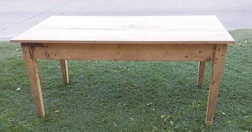 mesa de   campo  ayre de campo la plata