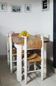Mesa Comedor Diario Moderna - Comedor en Mercado Libre Argentina