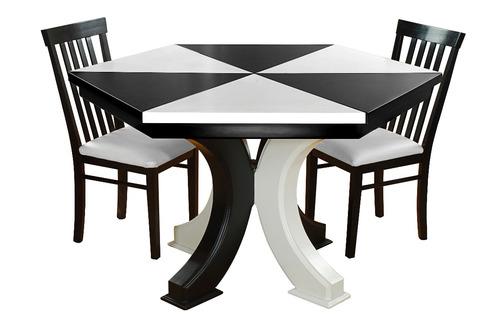 mesa de cartas modelo arlequin