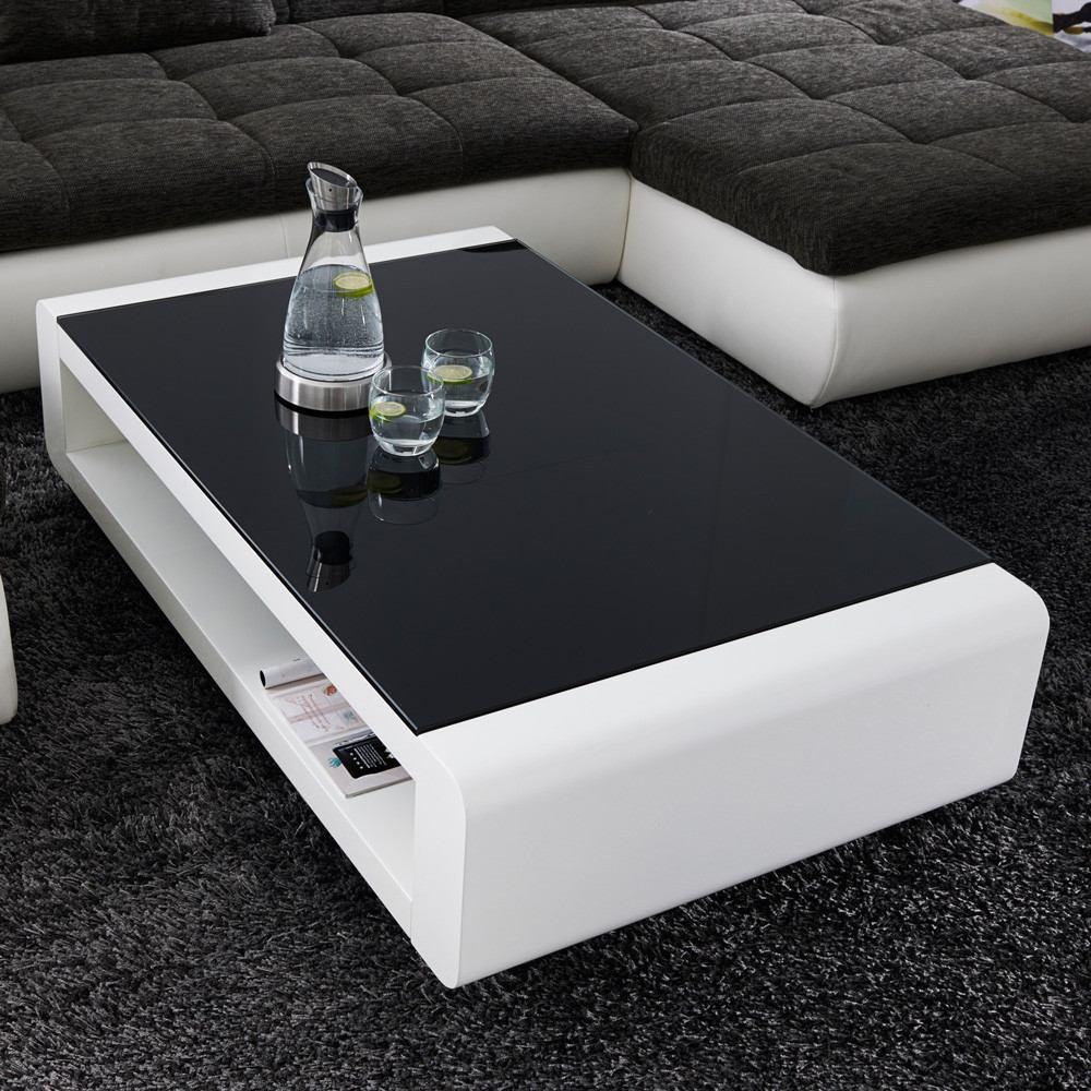 mesa de centro diseo minimalista con vidrio ref solei