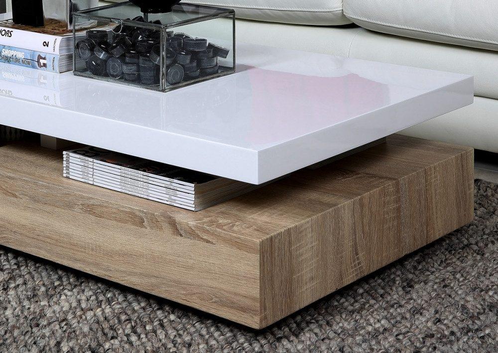 mesa de centro diseo moderno en madera ref bois