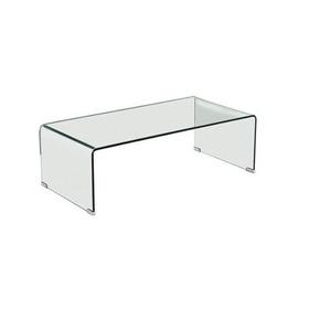 Mesa De Centro Grapa - Transparente Këssa Muebles