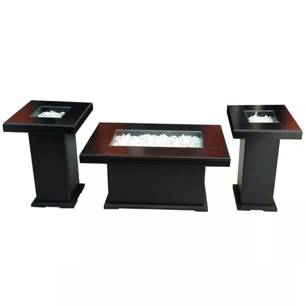 Mesa de centro juego modernas minimalistas chocolate for Mesas de centro para sala modernas