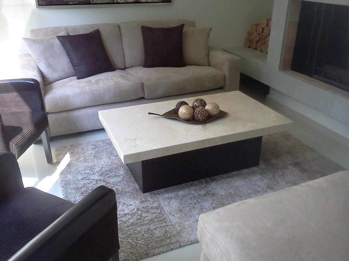 Mesa de centro marmol beige 3 en mercado libre - Mesa de centro plegable ...
