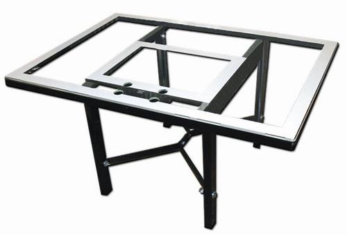 mesa de centro mesa de café en forma de tablero basketball