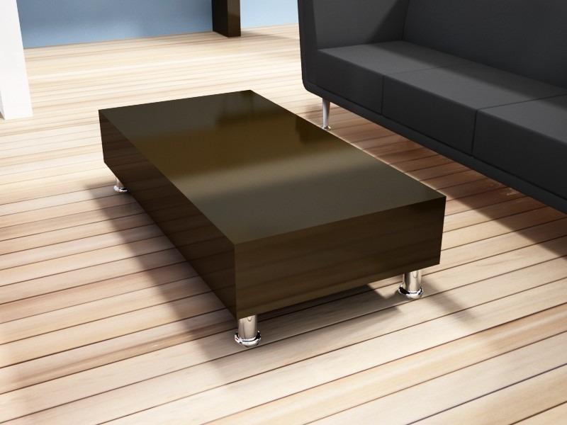 Mesa de centro minimalista con patas de dise o nesign - Patas para mesa de centro ...