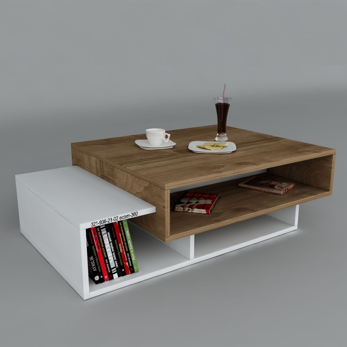 mesa de centro moderna en mercado libre. Black Bedroom Furniture Sets. Home Design Ideas