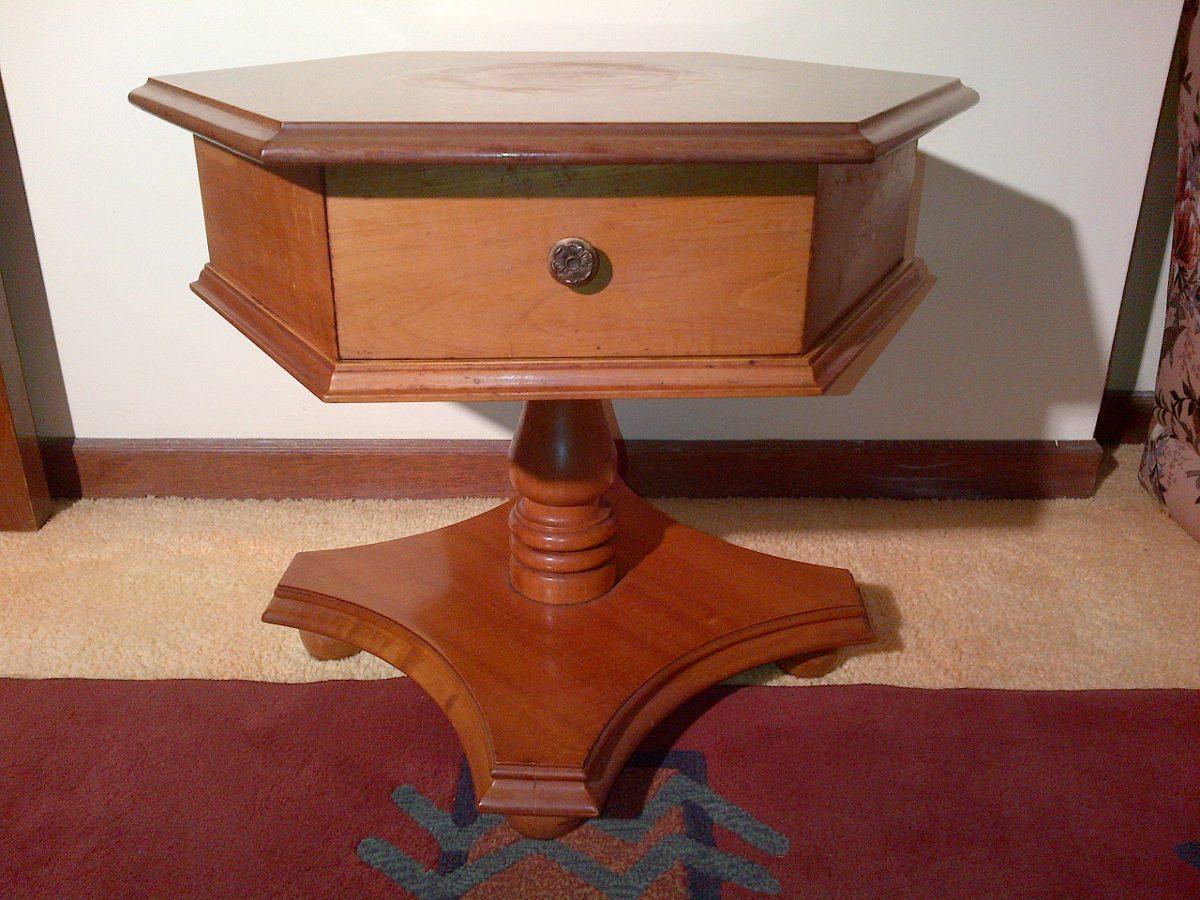 mesa de centro para sala en madera caoba de hervig n bs On mesas de centro de sala en madera