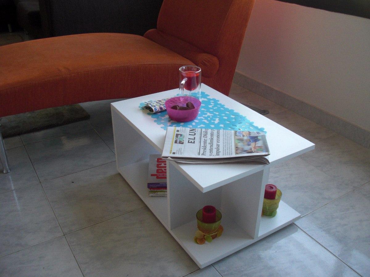 Mesa de centro para sala u oficina mueble tv infantil for Centros de mesa para oficina