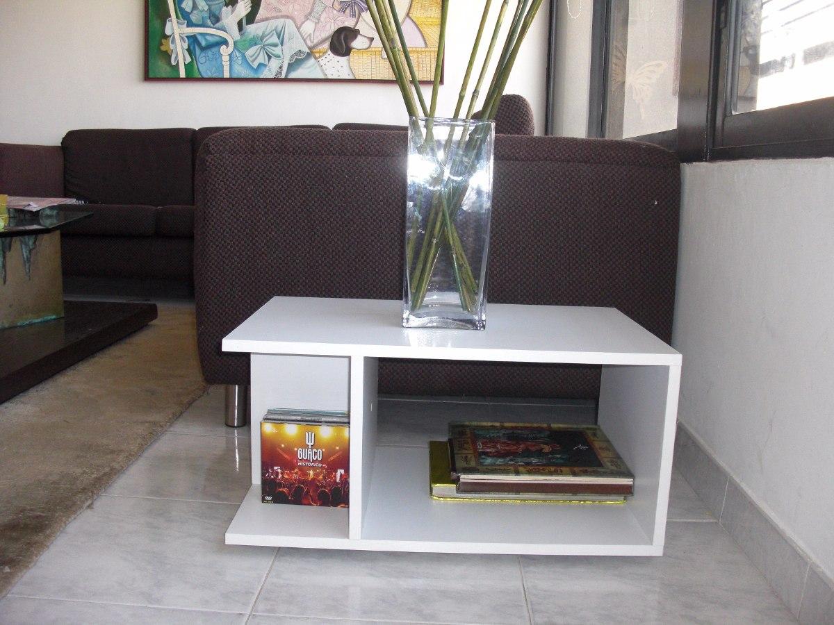 mesa de centro para sala u oficina mueble tv infantil