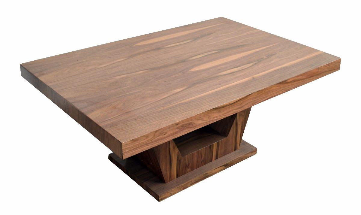Mesa de centro parota fabou muebles chapa parota moderna 5 en mercado libre - Muebles de chapa ...