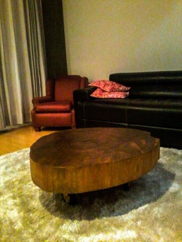 mesa de centro, peças únicas, rústico, mesas em tronco.