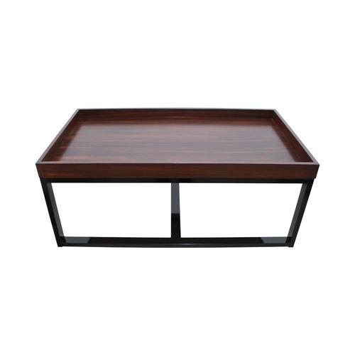 mesa de centro placet escritorio salas modernas goca muebles