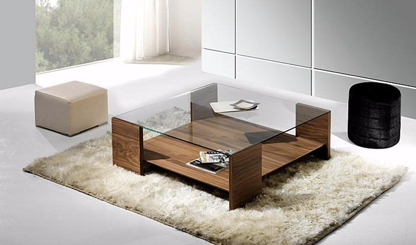 Mesa de centro sala con vidrio modelo tulipan s 189 00 for Mesas de centro de sala de vidrio