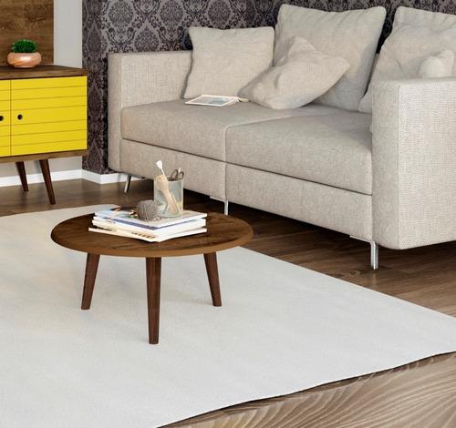 Mesa de centro sala de estar cor madeira rustica r 74 - Mesa de centro sala ...