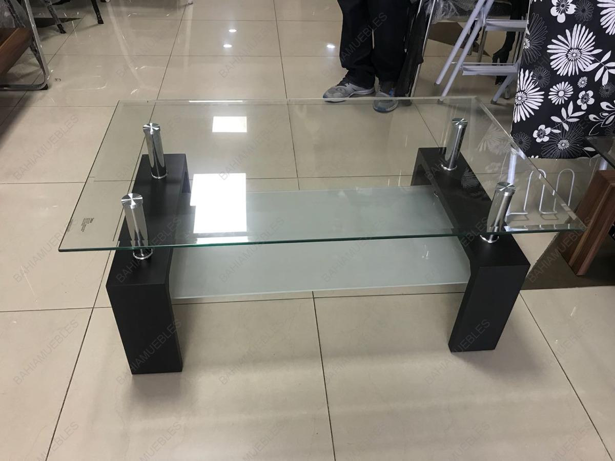 Mesa de centro sala de vidrio templado u s 75 00 en for Mesas de centro de sala de vidrio