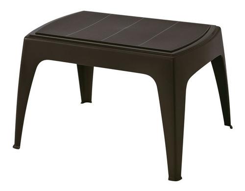 mesa de centro wengue rimax