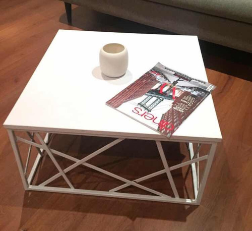 mesa de centro y mesa auxiliar