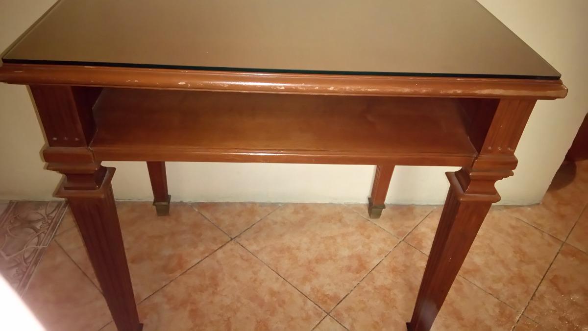 Mesa De Centro Y Recepci N L Pez Morton Muebles A Remate  # Muebles Lopez Y Lopez