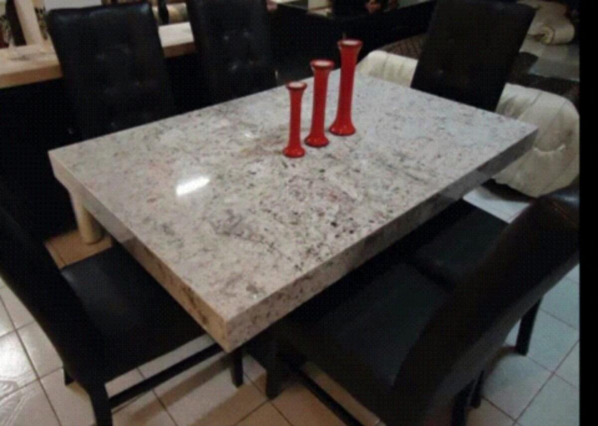 mesa de centro y sala de marmol granito cuarzo u s 1 00