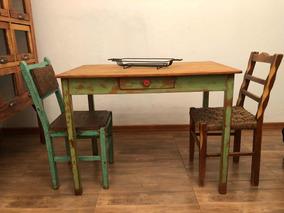 Mesa Para Cocina Chica Madera - Hogar, Muebles y Jardín en Mercado ...