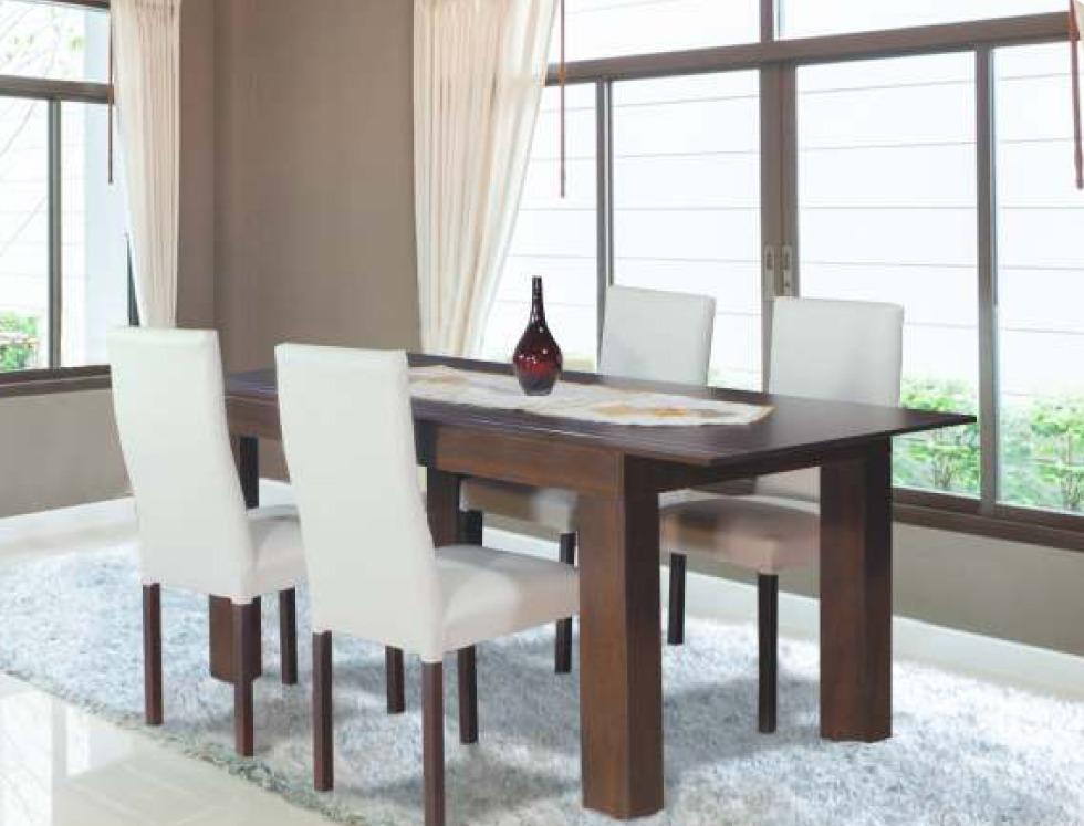 Mesa De Cocina- Comedor Trampa Extensible 120 X 86 A 160 - $ 7.099 ...
