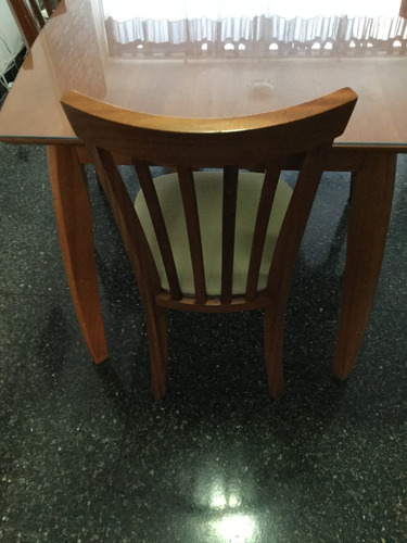 mesa de comedor 4 puestos bima