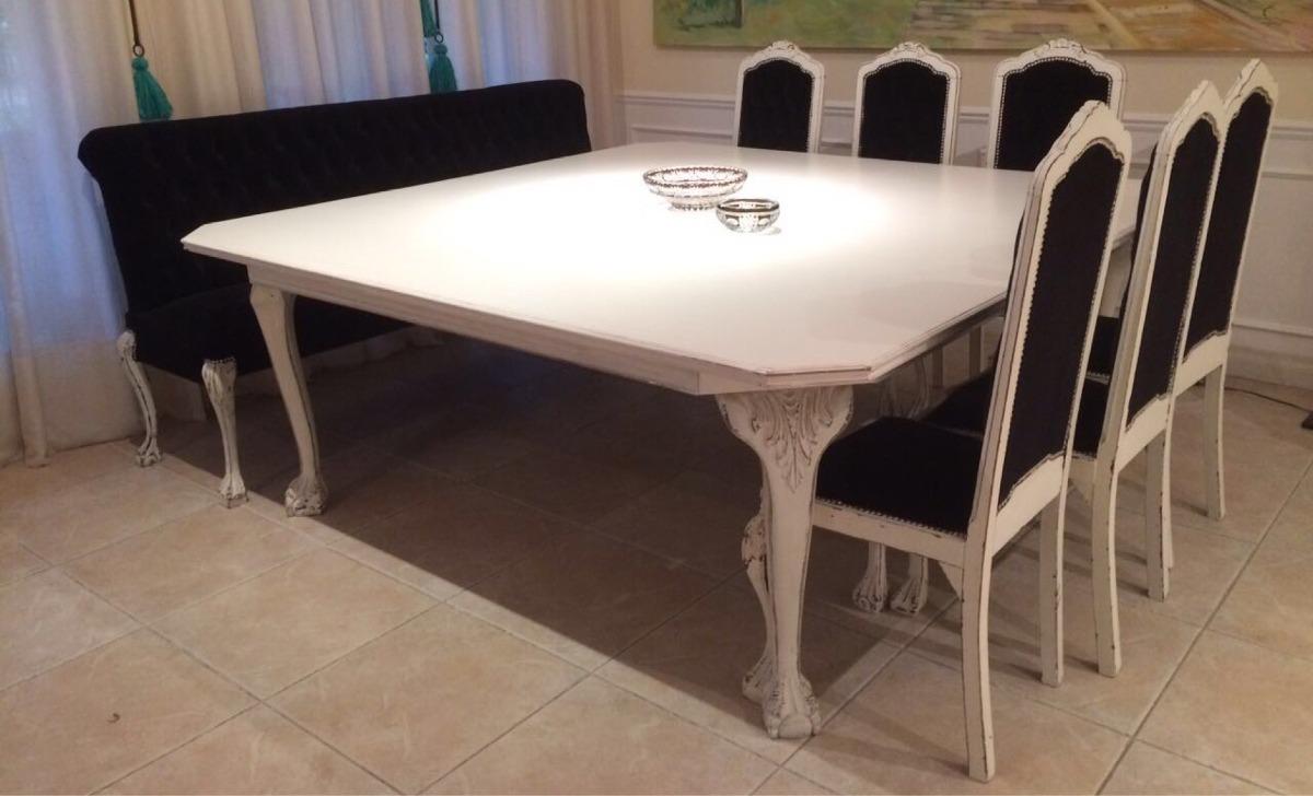 mesa de comedor fontenla