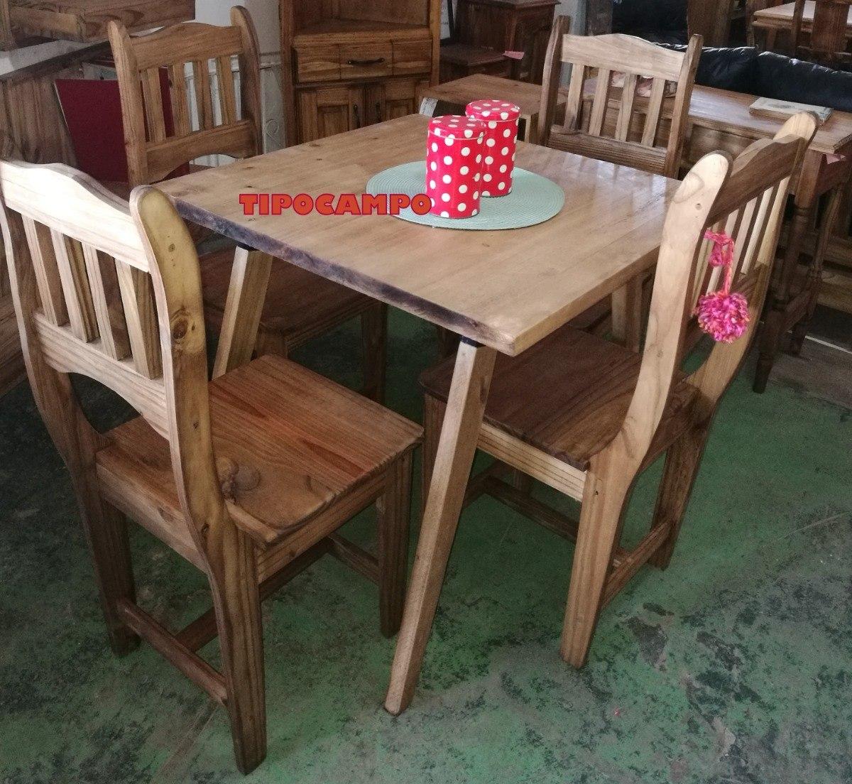 Mesa De Comedor Estilo Vintage ,escandinava,retro,madera