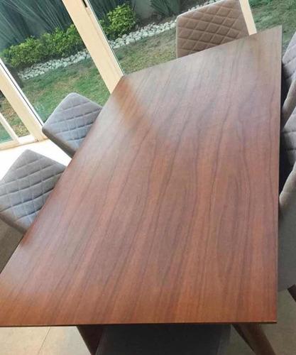 mesa de comedor madera